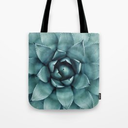 Aloe Green Agave Tote Bag
