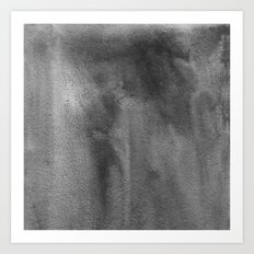 Grey Atmosphere I Art Print