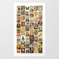 Wallpaper 1 Art Print