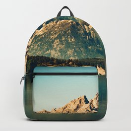 Mountain Lake Escape Backpack