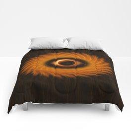 Eye of Storm Comforters