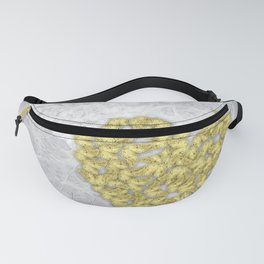 Hearts and ghosts of romance Fanny Pack