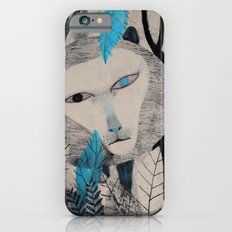 Beware, rabbit! Lion. iPhone 6s Slim Case