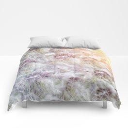 Dandelion Sunrise Comforters