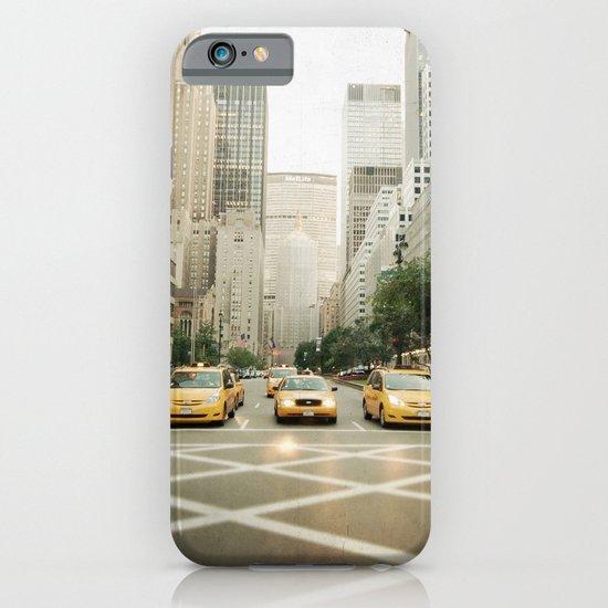 Pick A Cab iPhone & iPod Case