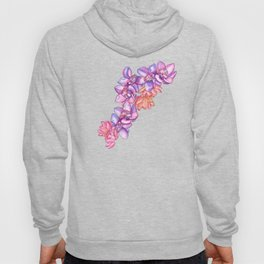 Orchid Splash Hoody