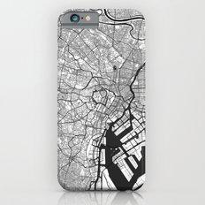 Tokyo Map Gray iPhone 6s Slim Case