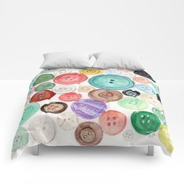 Buttons! Comforters