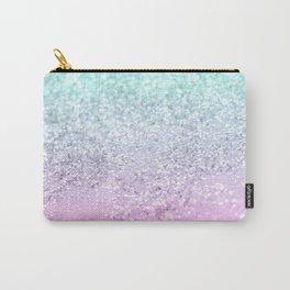Mermaid Girls Glitter #2 (2019 Pastel Version) #shiny #decor #art #society6 Carry-All Pouch