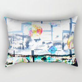 Are you lost? Rectangular Pillow