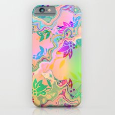 Florale fantasy iPhone 6s Slim Case