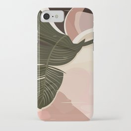 Nomade I. Illustration iPhone Case