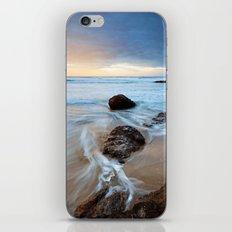 Neptune Beach iPhone & iPod Skin