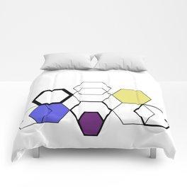 Flower Art Comforters
