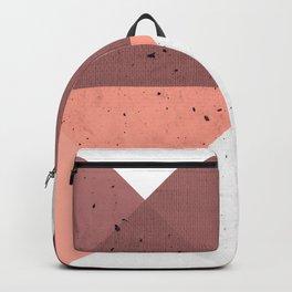 Modern Geometric 19/3 Backpack