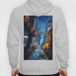 Sci-fi City Hoody