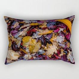 October Understory Rectangular Pillow