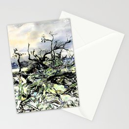 Thomas Hennell - The Tree - Digital Remastered Edition Stationery Cards