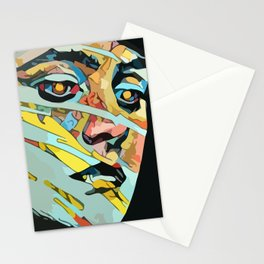 Rachel Understands ~ Swipped Stationery Cards