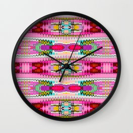 Are You Crazy  Wall Clock