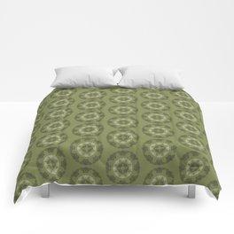 Silk Moths Comforters