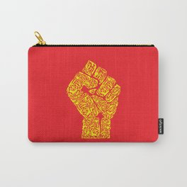 The Hand of Revolution Carry-All Pouch