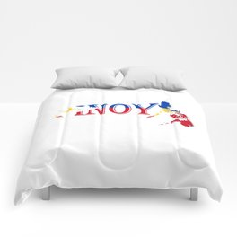 louieloidesign - pinoy Comforters
