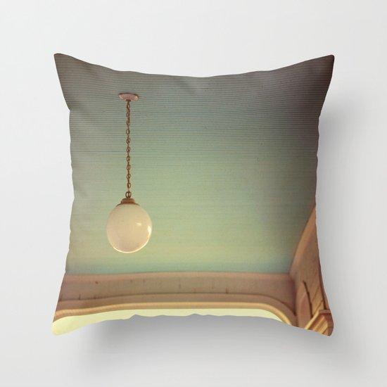 Pendant: Sunrise Edition Throw Pillow