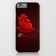 Unplug my Heart iPhone 6s Slim Case