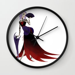 The Witch of the Waste Wall Clock