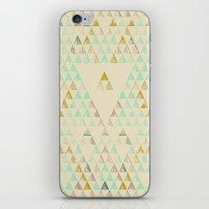 Triangle Lake iPhone & iPod Skin