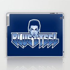 Blue Steel Laptop & iPad Skin