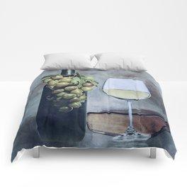 Ancient Evenings Comforters