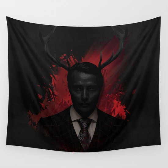 Hannibal Wendigo by 666hughes