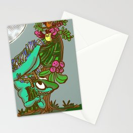Where is home?  Stationery Cards
