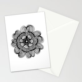 Audrey Mandala Stationery Cards
