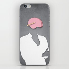 internal medicine iPhone Skin