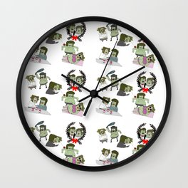 Our Love Wall Clock