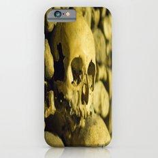 Wall of Bones Slim Case iPhone 6s
