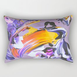 .untitled. Rectangular Pillow