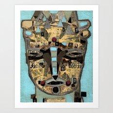 ascndmstr Art Print