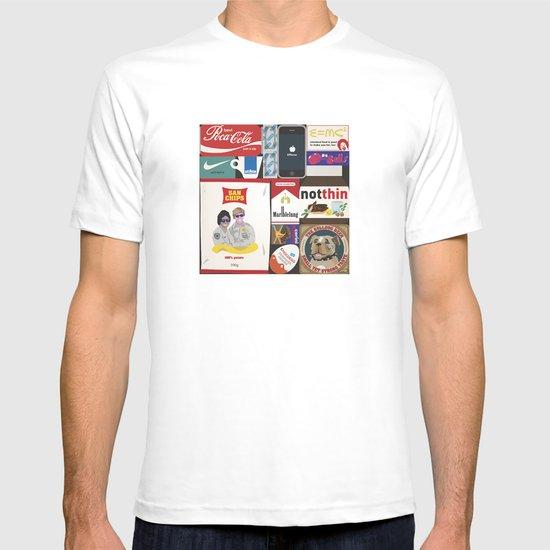 Consumption of goods T-shirt