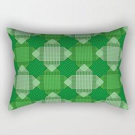 Op Art 67 Rectangular Pillow