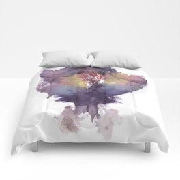 Verronica's Vulva Print No.2 Comforters