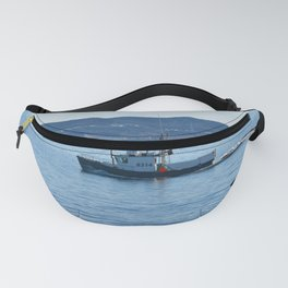 Fishing boat Fanny Pack