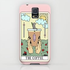 COFFEE READING Slim Case Galaxy S5