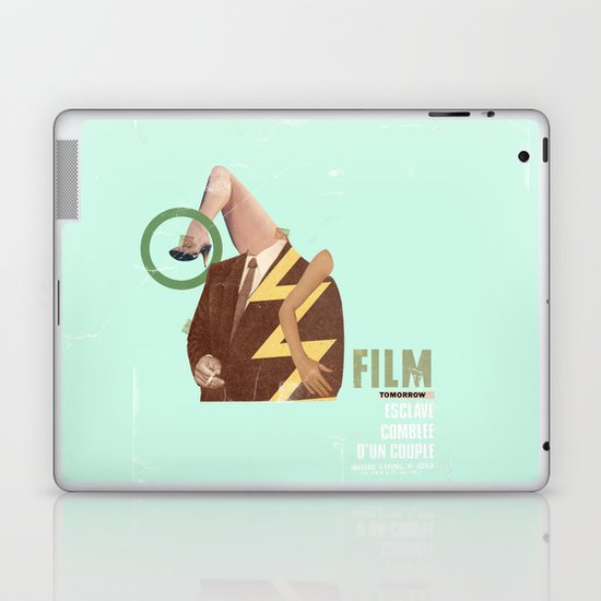 Charles Brown the story continued Laptop & iPad Skin