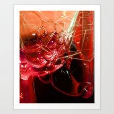 Bubbles #1 Art Print