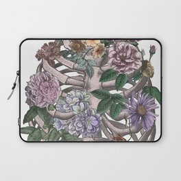 flowering ribs Laptop Sleeve