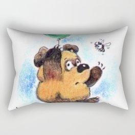 Winnie the Pooh - Russian Rectangular Pillow